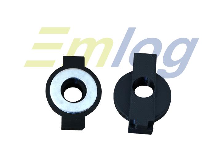 Emlog - EMH mMe4.0 Lesekopf Adapter