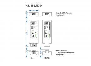 Smart Meter RS485 Adapter